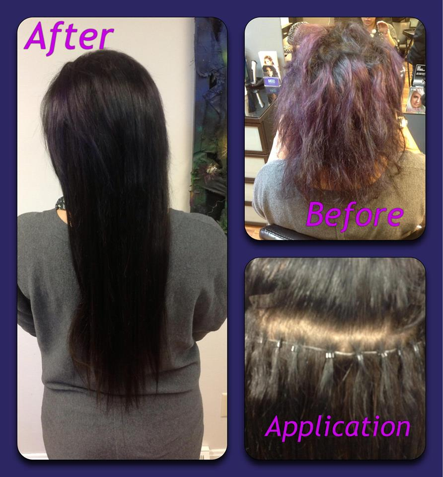 Hair Extensions Moxi Hair Salon